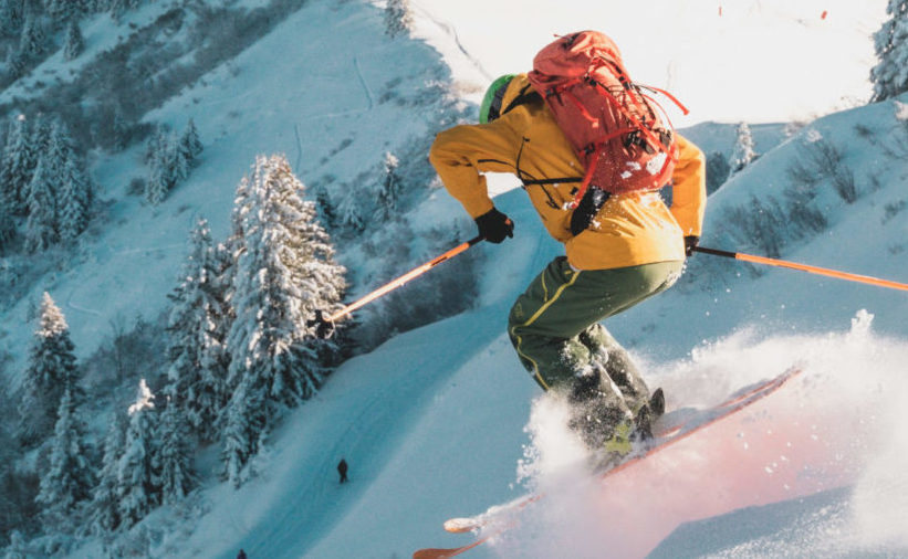 Beyond Health Ski Injury